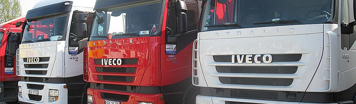 Transport krajowy - Transport | Beskidzka Koniczynka