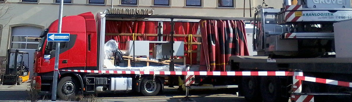 Spedycja - Transport | Beskidzka Koniczynka