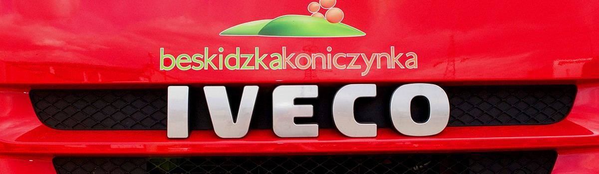 Nasze pojazdy - Transport | Beskidzka Koniczynka